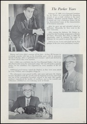 Page 9, 1965 Edition, Lewis and Clark High School - Tiger Yearbook (Spokane, WA) online yearbook collection