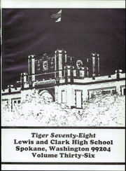 Page 5, 1978 Edition, Lewis and Clark High School - Tiger Yearbook (Spokane, WA) online yearbook collection