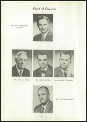 Page 10, 1955 Edition, Kennewick High School - Keewaydin Yearbook (Kennewick, WA) online yearbook collection