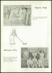 Page 14, 1955 Edition, Kennewick High School - Keewaydin Yearbook (Kennewick, WA) online yearbook collection