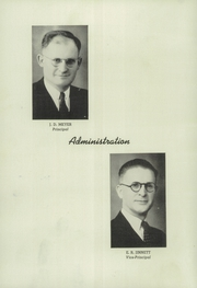 Page 12, 1939 Edition, Rogers High School - Treasure Chest Yearbook (Spokane, WA) online yearbook collection
