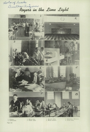 Page 14, 1939 Edition, Rogers High School - Treasure Chest Yearbook (Spokane, WA) online yearbook collection