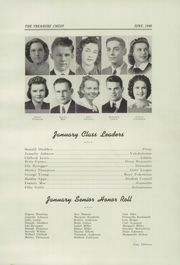 Page 17, 1940 Edition, Rogers High School - Treasure Chest Yearbook (Spokane, WA) online yearbook collection