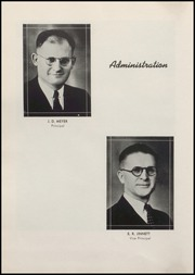 Page 10, 1942 Edition, Rogers High School - Treasure Chest Yearbook (Spokane, WA) online yearbook collection