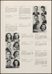Page 17, 1942 Edition, Rogers High School - Treasure Chest Yearbook (Spokane, WA) online yearbook collection