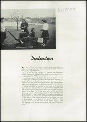 Page 10, 1943 Edition, Rogers High School - Treasure Chest Yearbook (Spokane, WA) online yearbook collection