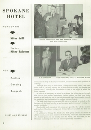 Page 10, 1954 Edition, Rogers High School - Treasure Chest Yearbook (Spokane, WA) online yearbook collection