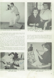 Page 15, 1954 Edition, Rogers High School - Treasure Chest Yearbook (Spokane, WA) online yearbook collection