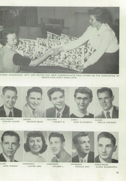 Page 17, 1954 Edition, Rogers High School - Treasure Chest Yearbook (Spokane, WA) online yearbook collection