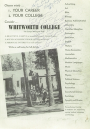 Page 5, 1954 Edition, Rogers High School - Treasure Chest Yearbook (Spokane, WA) online yearbook collection
