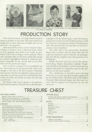 Page 7, 1954 Edition, Rogers High School - Treasure Chest Yearbook (Spokane, WA) online yearbook collection