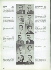 Page 14, 1958 Edition, Rogers High School - Treasure Chest Yearbook (Spokane, WA) online yearbook collection