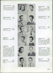 Page 17, 1958 Edition, Rogers High School - Treasure Chest Yearbook (Spokane, WA) online yearbook collection