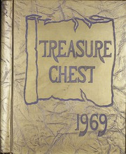 1969 Edition, Rogers High School - Treasure Chest Yearbook (Spokane, WA)