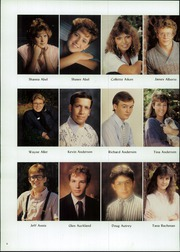 Page 10, 1987 Edition, Rogers High School - Treasure Chest Yearbook (Spokane, WA) online yearbook collection