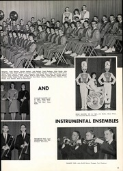 Page 15, 1963 Edition, Eisenhower High School - Reveille Yearbook (Yakima, WA) online yearbook collection