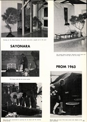 Page 49, 1963 Edition, Eisenhower High School - Reveille Yearbook (Yakima, WA) online yearbook collection