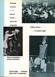 Page 9, 1963 Edition, Eisenhower High School - Reveille Yearbook (Yakima, WA) online yearbook collection