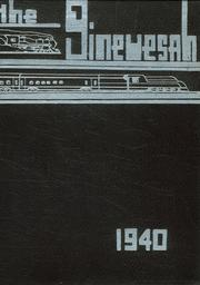 Pasco High School - Sinewesah Yearbook (Pasco, WA) online yearbook collection, 1940 Edition, Page 1