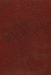Pasco High School - Sinewesah Yearbook (Pasco, WA) online yearbook collection, 1941 Edition, Page 1