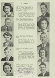 Page 19, 1945 Edition, Pasco High School - Sinewesah Yearbook (Pasco, WA) online yearbook collection