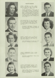 Page 20, 1945 Edition, Pasco High School - Sinewesah Yearbook (Pasco, WA) online yearbook collection