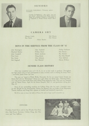 Page 23, 1945 Edition, Pasco High School - Sinewesah Yearbook (Pasco, WA) online yearbook collection