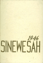 Pasco High School - Sinewesah Yearbook (Pasco, WA) online yearbook collection, 1946 Edition, Page 1