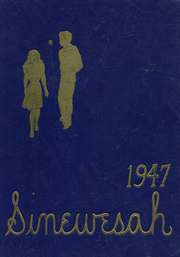 Pasco High School - Sinewesah Yearbook (Pasco, WA) online yearbook collection, 1947 Edition, Page 1