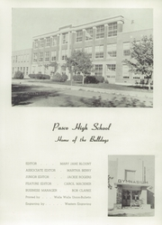 Page 7, 1948 Edition, Pasco High School - Sinewesah Yearbook (Pasco, WA) online yearbook collection
