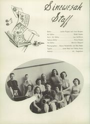 Page 10, 1949 Edition, Pasco High School - Sinewesah Yearbook (Pasco, WA) online yearbook collection