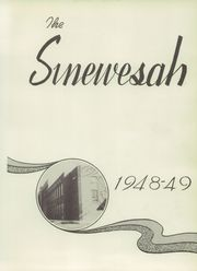 Page 7, 1949 Edition, Pasco High School - Sinewesah Yearbook (Pasco, WA) online yearbook collection