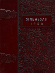 1950 Edition, Pasco High School - Sinewesah Yearbook (Pasco, WA)