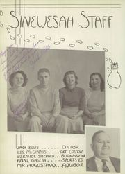 Page 10, 1950 Edition, Pasco High School - Sinewesah Yearbook (Pasco, WA) online yearbook collection