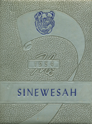 1954 Edition, Pasco High School - Sinewesah Yearbook (Pasco, WA)