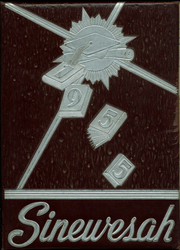 1955 Edition, Pasco High School - Sinewesah Yearbook (Pasco, WA)