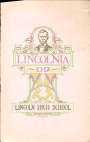 Page 5, 1909 Edition, Lincoln High School - Totem Yearbook (Seattle, WA) online yearbook collection