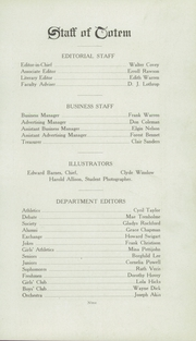 Page 11, 1913 Edition, Lincoln High School - Totem Yearbook (Seattle, WA) online yearbook collection