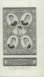 Page 13, 1913 Edition, Lincoln High School - Totem Yearbook (Seattle, WA) online yearbook collection