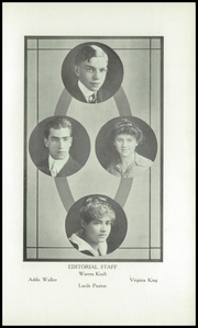 Page 11, 1915 Edition, Lincoln High School - Totem Yearbook (Seattle, WA) online yearbook collection