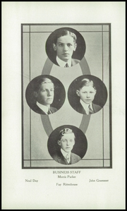 Page 12, 1915 Edition, Lincoln High School - Totem Yearbook (Seattle, WA) online yearbook collection