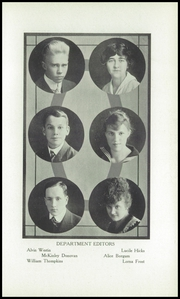 Page 13, 1915 Edition, Lincoln High School - Totem Yearbook (Seattle, WA) online yearbook collection