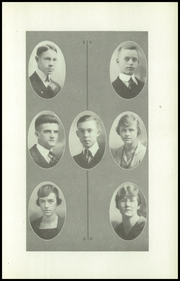 Page 11, 1919 Edition, Lincoln High School - Totem Yearbook (Seattle, WA) online yearbook collection