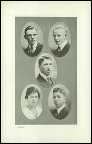 Page 16, 1919 Edition, Lincoln High School - Totem Yearbook (Seattle, WA) online yearbook collection