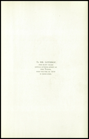 Page 9, 1919 Edition, Lincoln High School - Totem Yearbook (Seattle, WA) online yearbook collection