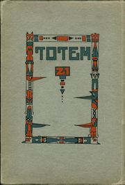 Page 1, 1921 Edition, Lincoln High School - Totem Yearbook (Seattle, WA) online yearbook collection