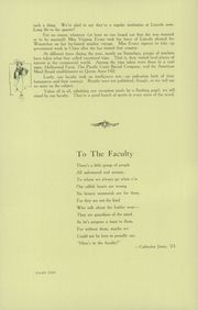 Page 16, 1921 Edition, Lincoln High School - Totem Yearbook (Seattle, WA) online yearbook collection