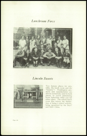 Page 142, 1925 Edition, Lincoln High School - Totem Yearbook (Seattle, WA) online yearbook collection