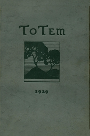 Page 1, 1929 Edition, Lincoln High School - Totem Yearbook (Seattle, WA) online yearbook collection