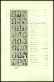 Page 14, 1929 Edition, Lincoln High School - Totem Yearbook (Seattle, WA) online yearbook collection